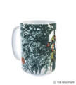 Peace Tree Frog 15oz Ceramic Mug | The Mountain | 57228909011 | Tree Frog Mug
