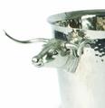 Longhorn Steer Ice Tub/Punch Bowl   Vagabond House   W818S