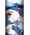 Allegiance Eagle Stainless Steel 17oz Travel Mug | 5948411 | The Mountain | Bald Eagle Travel Mug