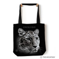 """Leopard 18"""" Tote Bag 