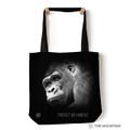 "Gorilla 18"" Tote Bag | Protect My Habitat | The Mountain | 9760892"