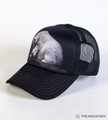 Polar Bear Trucker Hat | Climate Change is Real | The Mountain | 7659839 | Polar Bear Hat