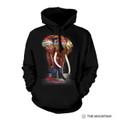 Painted Elephant Unisex Hoodie | The Mountain | 7263220100 | Elephant Sweatshirt