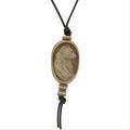 Bear Amulet Pendant Necklace | Cavin Richie Jewelry | KB-84-PEND