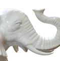 White Elephant Ceramic Sculpture | Intrada Italy | ANI1277