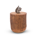 Squirrel Wood Canister | Vagabond House | S259SQ