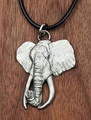 Elephant Pendant Necklace | Andy Schumann | SCHELEPEND