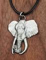 Elephant Pendant Necklace | Andy Schumann | SCHELEPEND