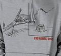 Jaguar Habitat Unisex Hoodie | The Mountain | 725577 | Jaguar Sweatshirt