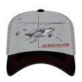 Turtle End Pollution Trucker Hat | The Mountain | 765574 | Sea Turtle Hat