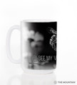 Bee My Voice 15oz Ceramic Mug | The Mountain | 576088 | Bee Mug
