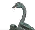 Swan Bronze Fountain Statue | Metropolitan Galleries | SRB47183