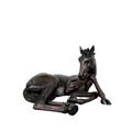 Baby Foal Bronze Horse Statue | Metropolitan Galleries | SRB707069-B