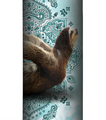 Stretching Sloth Stainless Steel 17oz Travel Mug | The Mountain | 59648303661 | Sloth Travel Mug