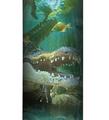 Alligator Swim Stainless Steel 17oz Travel Mug   The Mountain   5964561   Alligator Travel Mug