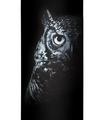 Shadow Owl Stainless Steel 17oz Travel Mug   The Mountain   5964271   Owl Travel Mug
