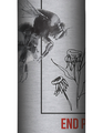 Bumblebee End Pesticide Stainless Steel 17oz Travel Mug | The Mountain | 5955761 | Bee Travel Mug