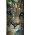 Frozen Panther Stainless Steel 17oz Travel Mug | The Mountain | 5963891 | Panther Travel Mug