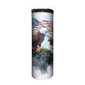 American Flag Eagle Stainless Steel 17oz Travel Mug   5961971   The Mountain   Eagle Travel Mug
