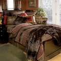 Bear Country Queen Bedding Set | Carstens | JB4001-5