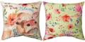 Farmhouse Romance Throw Pillow | SLFHRO