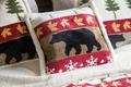 Bear Tall Pine Queen Bedding Set | Carstens | JP515