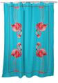 Flamingos Shower Curtain   BDSH084T