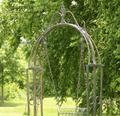 Oasis Iron Garden Swing Chair | Zaer International | ZR160144-BB