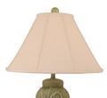 Bird of Paradise Two Tone Sage Table Lamp | Coast Lamp | 12-B14E