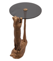 Curious Cat End Table | SPI Home