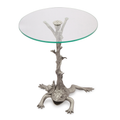 Frog Branch and Vine End Table   SPI Home