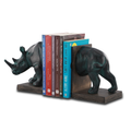 Rhinoceros Bookends Pair   SPI Home