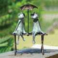 Frog Lovers Garden Sculpture | SPI Home