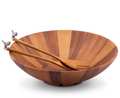 Songbird Salad Bowl Serving Set | Vagabond House | K221KL