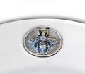 Napoleon Bee Stoneware Cake Stand | Vagabond House | N359-BE