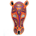 Cheetah African Animal Mask Wall Art | Mbare | PTM-CHE
