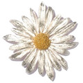 Daisy Pin | Michael Michaud Jewelry | SS5715bz -2