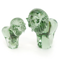 Recycled Glass Lion Sculpture | Mbare | NG083-B