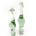 Recycled Glass Giraffe Sculpture | Mbare | NG07-B