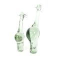 Recycled Glass Giraffe Sculpture   Mbare   NG07-B