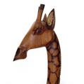 Giraffe Olive Wood Sculpture Medium | Mbare | GO24