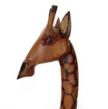 Giraffe Olive Wood Sculpture Large | Mbare | GO36
