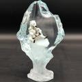 "Polar Bear Sculpture ""Arctic Embrace""   Starlite Originals   3677LE"