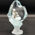 "Polar Bear Sculpture ""Arctic Embrace"" | Starlite Originals | 3677LE"