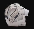 Large Lion Head Silver Plated Sculpture | RV36 | D'Argenta