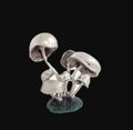 Mushrooms Silver Plated Sculpture | 2528 | D'Argenta