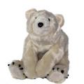 Plush Polar Bear | Ditz Designs | DIT40596