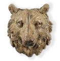 Bear Head Wall Hanging | 48153  | SPI Home
