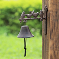 Four Birds Garden Bell | 51132 | SPI Home