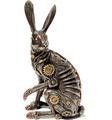 Steampunk Rabbit Statue | Unicorn Studio | WU77391A4